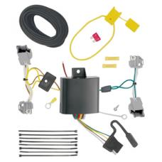 Trailer Wiring Harness Kit For 14-19 Cadillac CTS 4 Dr. Sedan