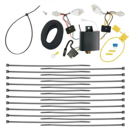 Trailer Wiring Harness Kit For 15-17 Lexus NX200t 2015 NX300h All Styles