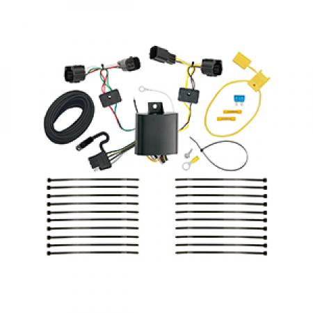 Trailer Wiring Harness Kit For 12-16 Ford Ranger All Styles