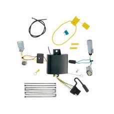 Trailer Wiring Harness Kit For 15-19 Dodge Challenger All Styles