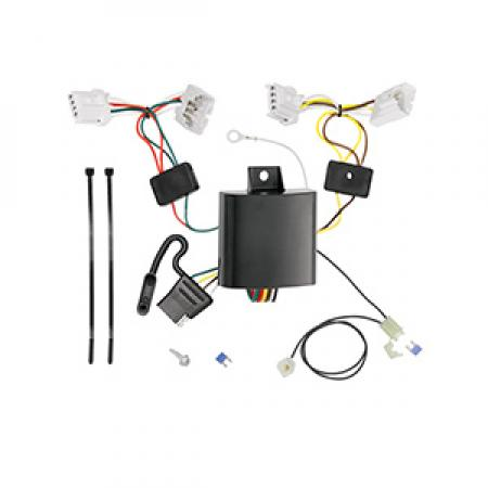 Trailer Wiring Harness Kit For 15-19 Nissan Murano Except CrossCabriolet
