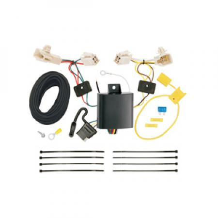 Trailer Wiring Harness Kit For 15-19 Subaru Legacy All Styles