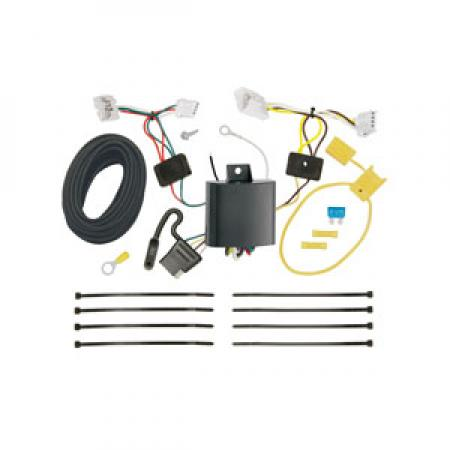 Trailer Wiring Harness Kit For 16-19 Nissan Maxima All Styles
