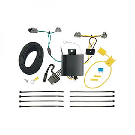 Trailer Wiring Harness Kit For 16-19 Chevrolet Cruze (New Body Style)