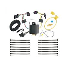 Trailer Wiring Harness Kit For 15-17 BMW X1 All Styles