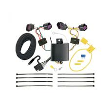 Trailer Wiring Harness Kit For 15-18 RAM ProMaster City All Styles