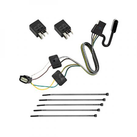 Trailer Wiring Harness Kit For 2016 Buick Envision All Styles