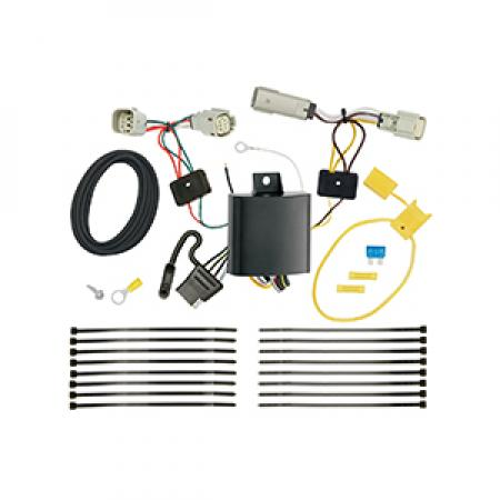Trailer Wiring Harness Kit For 2016 Cadillac CT6 All Styles