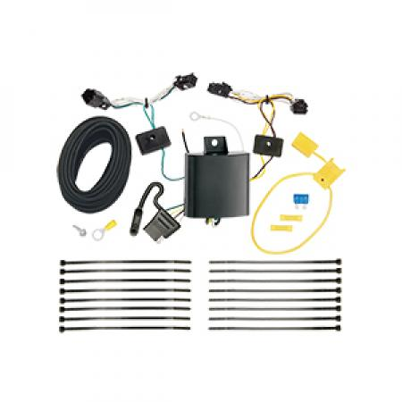 Trailer Wiring Harness Kit For 17-19 Buick LaCrosse All Styles