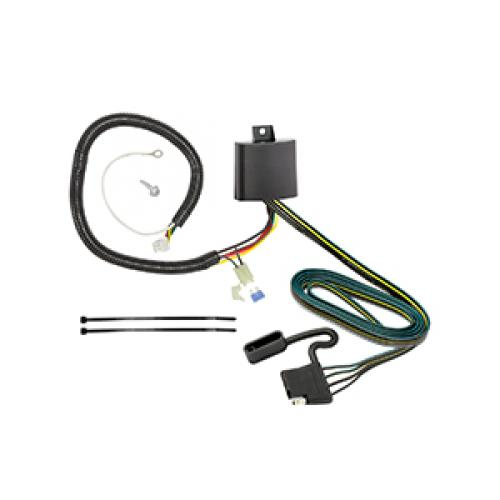 trailer wiring harness kit for 17 19 honda cr v all styles. Black Bedroom Furniture Sets. Home Design Ideas