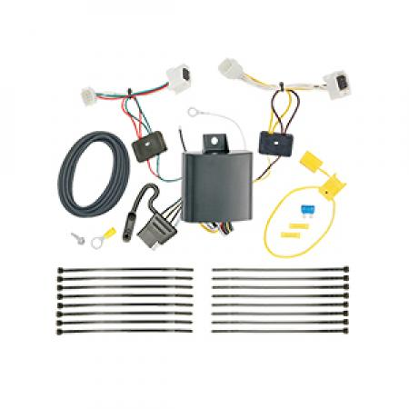 Trailer Wiring Harness Kit For 17-19 Mazda CX-5 All Styles