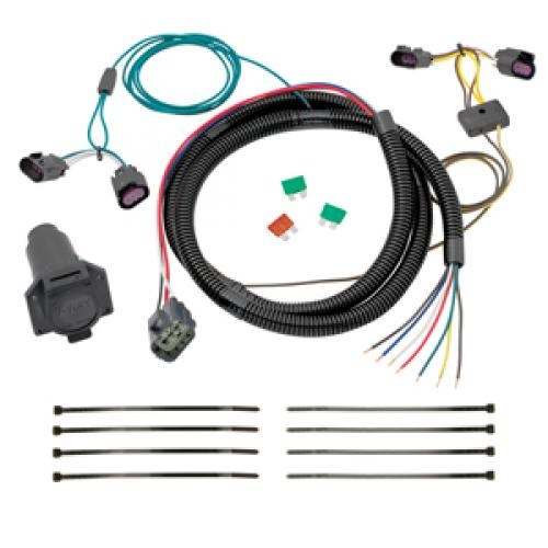 Way Wiring Diagram For F350 In Addition 7 Pin Trailer Wiring Diagram